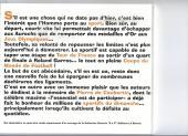 Verso de Illustré (Le Petit) (La Sirène / Soleil Productions / Elcy) - Le Petit Sportif illustré de A à Z
