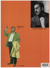 Verso de Blake et Mortimer (France Loisirs) -9- Le piège diabolique