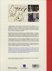 Verso de (AUT) Hergé -187- Tintin et le Québec