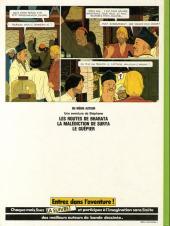 Verso de Stéphane Clément -4a- Les routes de Bharata