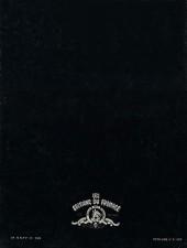 Verso de Jack Palmer -1- Pétillon