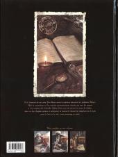 Verso de Le manuscrit interdit -3- Volume 3