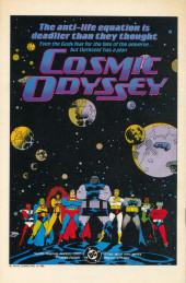 Verso de Animal Man Vol.1 (DC comics - 1988) -2- Life in the concrete jungle
