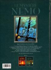 Verso de Le mystère Nemo -2- Nautilus
