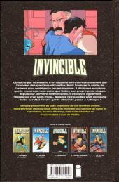 Verso de Invincible -5- Un autre monde