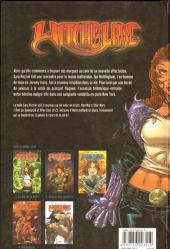 Verso de Witchblade (Delcourt) -5- Sacrifice