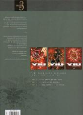 Verso de Yiu Premières missions -INT- Tomes 4-5-6