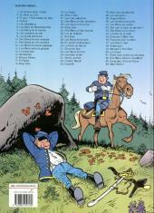Verso de Les tuniques Bleues -25Ind2011- Des Bleus et des bosses