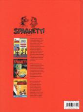 Verso de Spaghetti -INT1- Intégrale 1
