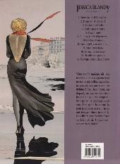 Verso de Jessica Blandy -3b1996- Le diable à l'aube