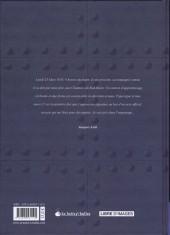 Verso de Apprenti / Ouvrier -1- Apprenti - Mémoires d'avant-guerre
