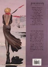 Verso de Jessica Blandy -4a1996- Nuits couleur blues