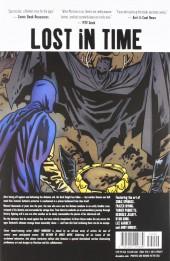 Verso de Batman: The Return of Bruce Wayne (2010) -INT- The Return of Bruce Wayne