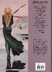 Verso de Jessica Blandy -6a1999- Au loin, la fille d'Ipanema...