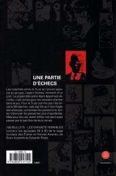 Verso de 100 Bullets (albums brochés) -12- Les enfants terribles