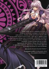 Verso de Onihime Vs -2- Vol. 2