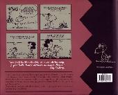 Verso de Snoopy & Les Peanuts (Intégrale Dargaud) -10- 1969 - 1970