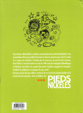 Verso de Pieds Nickelés (Le meilleur des) -9- Bousculés, chahutés, malmenés mais jamais désarçonnés !