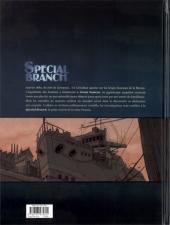 Verso de Special Branch -1- L'agonie du Léviathan
