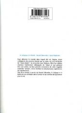 Verso de A lollypop or a bullet -1- Tome 1