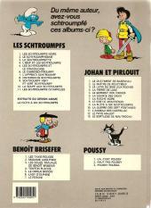 Verso de Johan et Pirlouit -1c87- Le châtiment de Basenhau