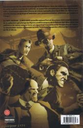 Verso de X-Men Noir -2- La Marque de Caïn