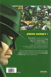 Verso de Green Hornet -1- Les péchés du père