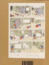 Verso de (Catalogues) Ventes aux enchères - Piasa - Piasa - Hergé - samedi 29 mai 2010 - Paris Drouot Montaigne