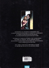 Verso de Huitième continent -1- Le cauchemar d'Edgar Allan Poe
