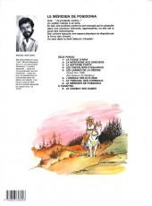 Verso de Aria -8- Le méridien de posidonia
