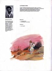 Verso de Aria -1- La fugue d'Aria