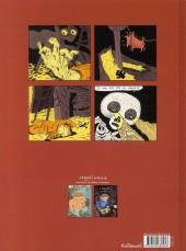 Verso de Chagall en Russie -2- Seconde partie