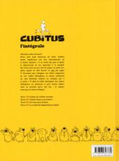 Verso de Cubitus (L'intégrale) -1- Cubitus l'intégrale - 1