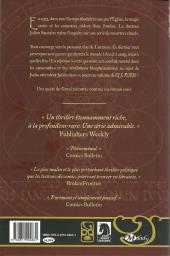 Verso de Rex Mundi -3- Les Rois Perdus