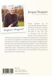 Verso de (AUT) Stoquart - Jacques Stoquart - Sur les pas d'un scénariste