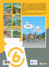 Verso de Les vélo Maniacs -6- Tome 6