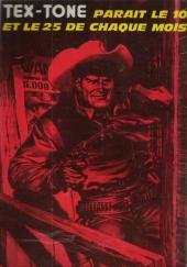 Verso de Tex-Tone -326- Le vétéran