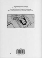 Verso de Les années douces -2- Tome 2
