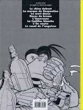 Verso de Canardo (Une enquête de l'inspecteur) -9- Le caniveau sans lune