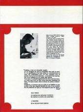 Verso de Cubitus -1- Du meilleur tonneau