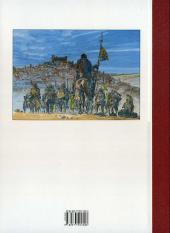 Verso de Les tours de Bois-Maury -12TT- Rodrigo