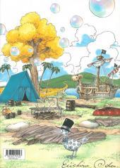 Verso de One Piece -ART2- Color Walk 2