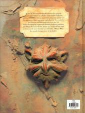 Verso de (AUT) Froud - La bible des Gnomes et Farfadets...