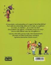 Verso de Zélie et Compagnie (2e série) -5- La nouvelle Zélie
