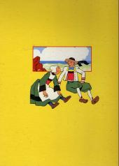 Verso de Bécassine -21b58- Bécassine à Clocher-les-Bécasses