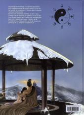 Verso de L'ombre et le feu -1- Récits érotiques du Yin et du Yang