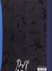 Verso de Tintin - Divers - Agenda tintin 2000