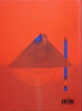 Verso de L'incal - Une aventure de John Difool -INT en Cof- L'Incal