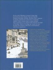 Verso de Le bouddha d'Azur -INT- Édition intégrale