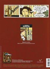 Verso de Adèle Blanc-Sec (Les Aventures Extraordinaires d') -4d- Momies en folie